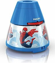 Philips LED Außenleuchte Spiderman Blau IP20 |