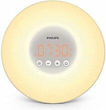 Philips Lichtwecker 7.5 W Wake-Up Light HF3500/01 Weiß