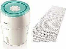Philips Luftbefeuchter für Babies und Kinder, HU4801/01 (Raumgröße bis zu 25m²) mit Zubehör