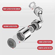 PHLPS Universal Splash Filter-Wasserhahn für