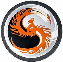 Phoenix 1 Schubladenknöpfe Lupe Abbildung innen