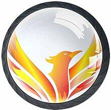 Phoenix 10 Schubladenknöpfe Lupe Abbildung innen