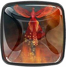 Phoenix Resurrected From The Flame Quadratische