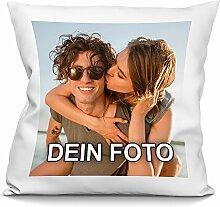 PhotoFancy® - Kissen mit Foto Bedrucken -