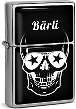 PhotoFancy® - Sturmfeuerzeug Set mit Namen Bärli