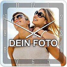 PhotoFancy® - Uhr mit Foto bedrucken -