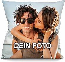 PhotoFancy Kissen mit Foto bedrucken - Fotokissen
