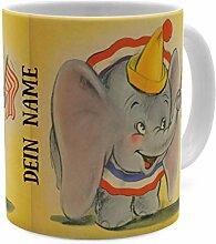 PhotoFancy Tasse Disney mit Namen personalisiert -