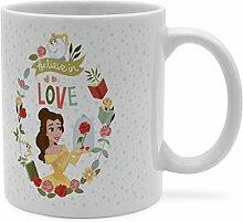 PhotoFancy Tasse Disney mit Namen personalisiert