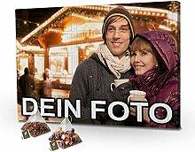 PhotoFancy - Tee-Adventskalender XL mit eigenem