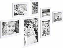 PHOTOLINI 7er Bilderrahmen-Collage Basic