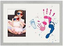 Photolini Collage-Bilderrahmen 21x30 cm/DIN A4