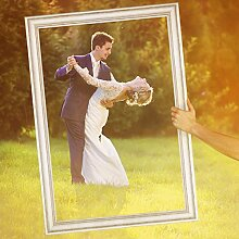 PHOTOLINI Hochzeit-Bilderrahmen für