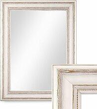 Photolini Wand-Spiegel 40x50 cm im