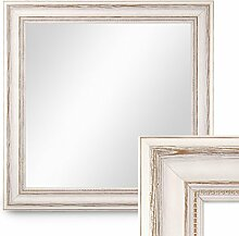 PHOTOLINI Wand-Spiegel 50x50 cm im