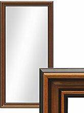 PHOTOLINI Wand-Spiegel 60x110 cm im Holzrahmen