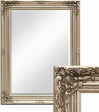 PHOTOLINI Wand-Spiegel im Barock-Rahmen Antik