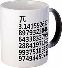 Pi – Pythagoras – Einzigartige Kaffeetasse,