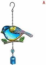 PIANYIHUO FamilienwindspieleGarten Vögel Wind