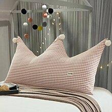 PIAOL Krone Prinzessin Zimmer Bett Rückenlehne