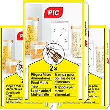 PIC Lebensmittel-Mottenfalle - Dreierpack = 6