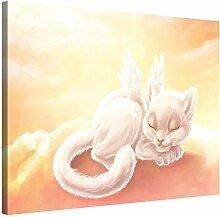 PICANOVA Angel Kitty 100x75cm – Premium