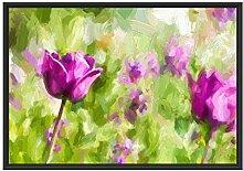 Picati Blumen im Sonnenschein Kunst im
