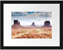 Picati Monument Valley Bilderrahmen mit