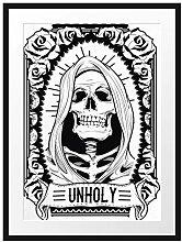 Picati Unholy Light Bilderrahmen mit