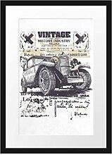 Picati Vintage Light Bilderrahmen mit