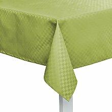 Pichler CASA abwischbare Tischdecke nach Maß kiwi