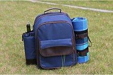 Picknick-Rucksack ClearAmbient Farbe: Blau