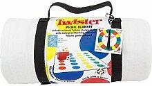 Picknickdecke Twister mit