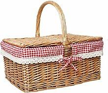Picknickkorb Osterkorb Handgefertigte