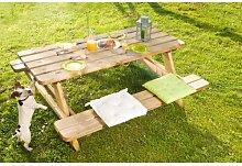Picknicktisch Matisse 165x 180x 70C