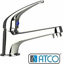 PICO Kaltwasser Armatur Standventil Wasserhahn Waschtisch Einhebel Ventil vc