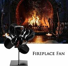 Pictury Stromloser Ventilator Heißluftofen Mit 4
