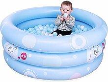 PIGE Baby-Swimmingpool Baby-Bad Neugeborene Baby-Badewanne Kinder Aufblasbare Spielwaren