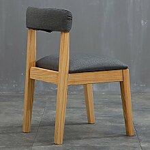 PIGE Rückenlehne Designer Stühle Leinen &