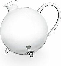 Piggy Krug aus geblasenem Glas von Aldo Cibic für