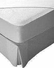 Pikolin Home Matratzenschoner weiß Bettwäsche 200(200x 200cm)