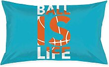 "Pillow Cover 20""X30"" Pillowcases Sports"