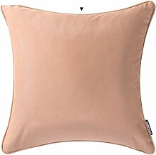 Pillow Cushion,Sofa Bedside Waist Pillow,Simple Office Cushion-B 35x60cm(14x24inch)VersionA