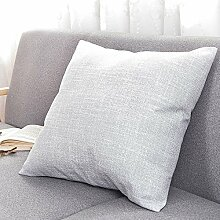 Pillow-hugging pillowcase,sofa cushion ,office cars pillow-B 45x45cm(18x18inch)VersionB