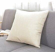 Pillow-hugging pillowcase,sofa cushion ,office cars pillow-C 55x55cm(22x22inch)VersionB