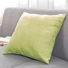 Pillow-hugging pillowcase,sofa cushion ,office cars pillow-E 45x45cm(18x18inch)VersionB