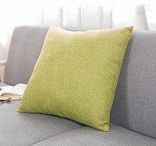 Pillow-hugging pillowcase,sofa cushion ,office cars pillow-F 40x60cm(16x24inch)VersionB