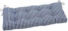 Pillow Perfect Indoor Dawson Lapislazuli,