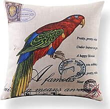 Pillow pillow Landhausstil Kissenbezug Baumwoll-