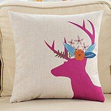 Pillow pillow Nordic Baumwolle Kissen